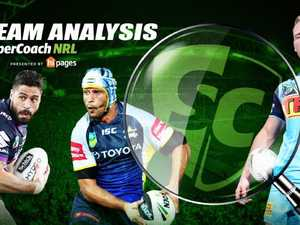 SuperCoach teams analysis of weekend matches