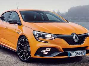 Renault expands the Megane menu with five-door auto RS