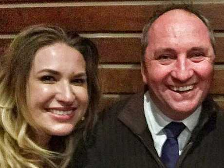 Problems have been piling up for Barnaby Joyce since his relationship with former staffer Vikki Campion was exposed.