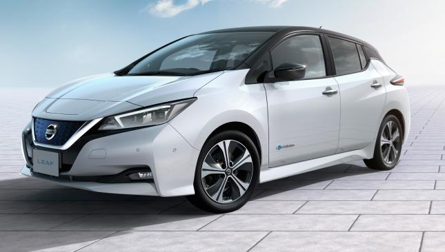 The 2018 Nissan Leaf will arrive in Australia before the end of the year.
