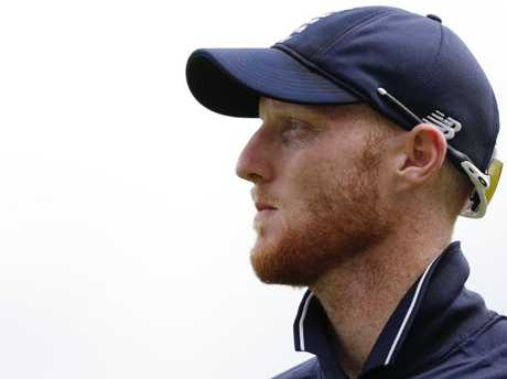 England's Ben Stokes is nearing a return to the pitch.