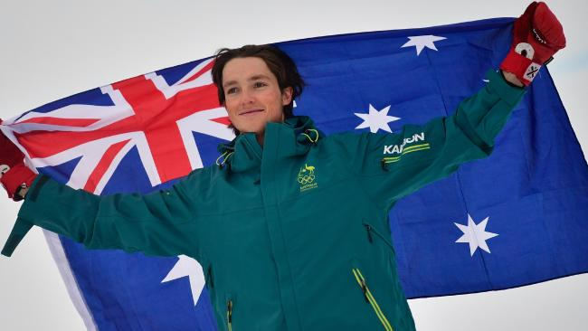 Winter Olympics 2018: Aussie Jarryd Hughes wins silver in snowboard cross