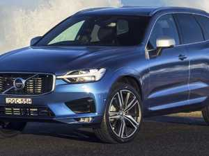 Battle of the luxe SUVs: BMW X3 v Volvo XC60 road tests