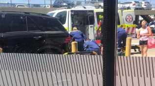 Hawi was shot in the car park at Rockdale Fitness First.