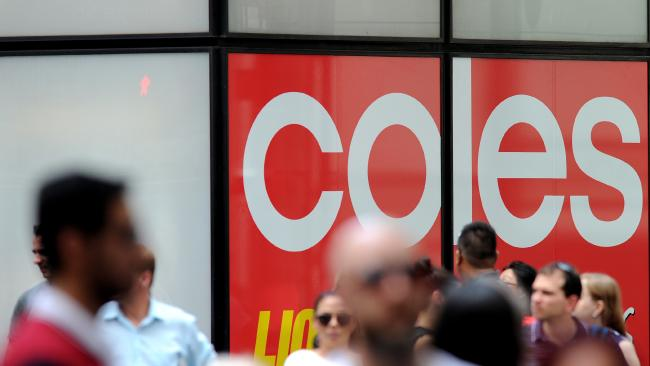 A former Coles worker has lost his unfair dismissal case. Picture: Joel Carrett/AAP