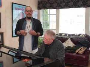 Sing along with Alan Menken