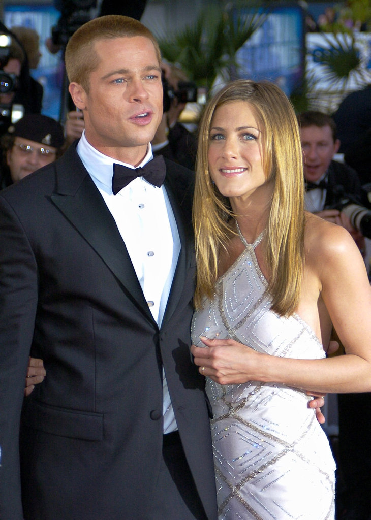 Fans are gunning for Jennifer Aniston and Brad Pitt to get back together.