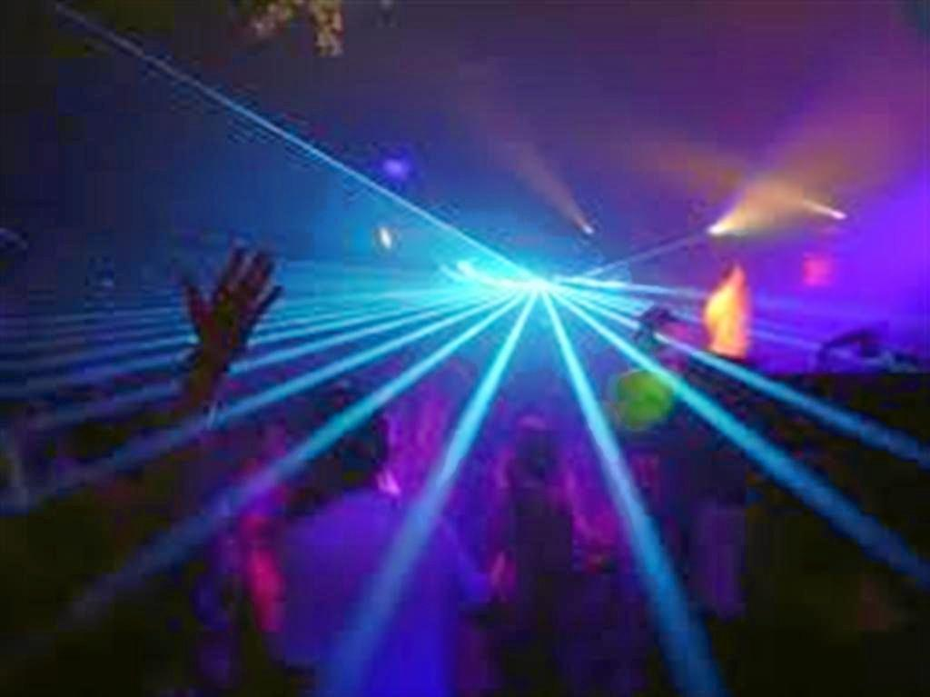 The February Blue Light Disco will take on a Valetine's Day theme.