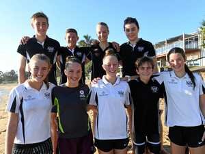 Champs going for gold at surf rescue titles