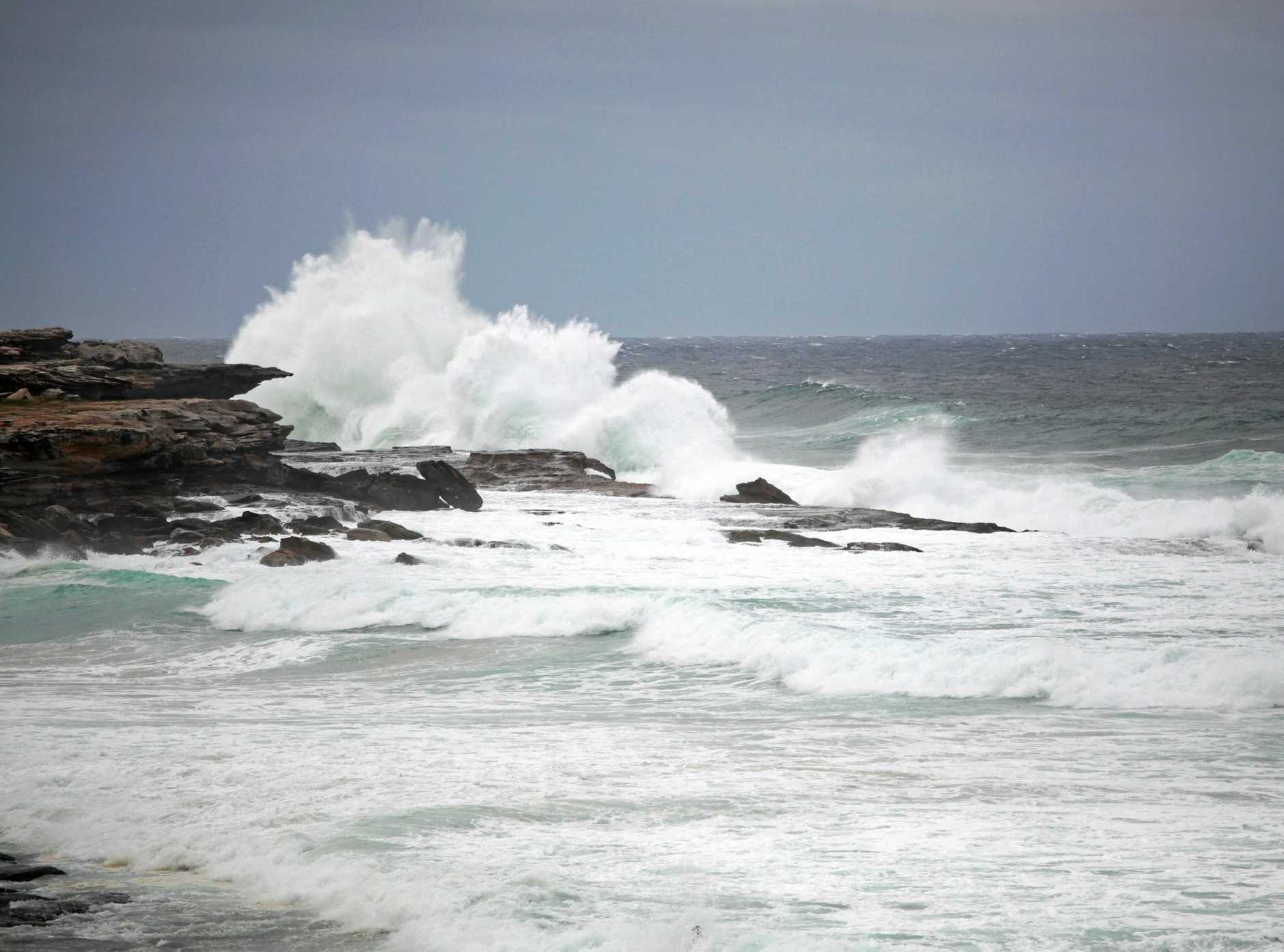 The Bureau of Meteorology has issued a dangerous surf warning for much of the NSW coast for the next few days.