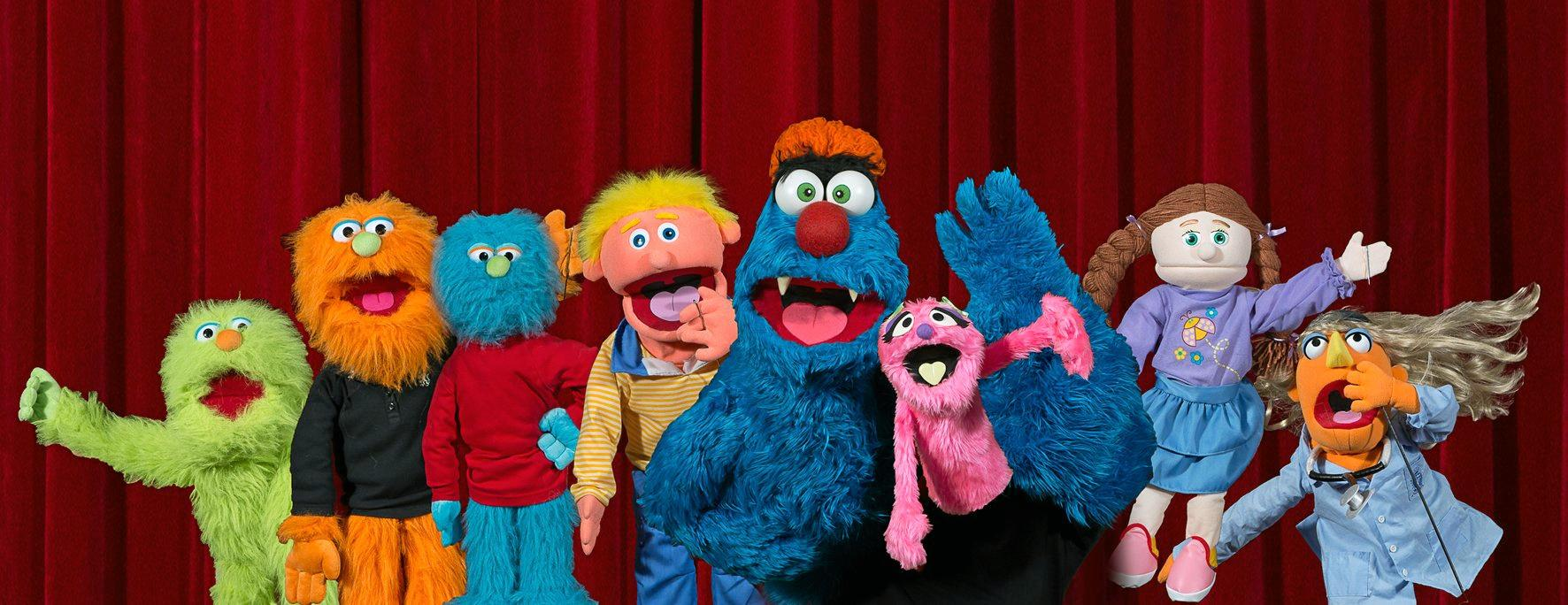 NEW ATTRACTION: The Larrikin Puppet Show is coming to the Gladstone Harbour Festival.