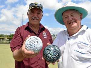 Gladstone club's new bowls