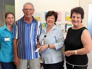 Support for palliative care patients in memory of Deb Barrie
