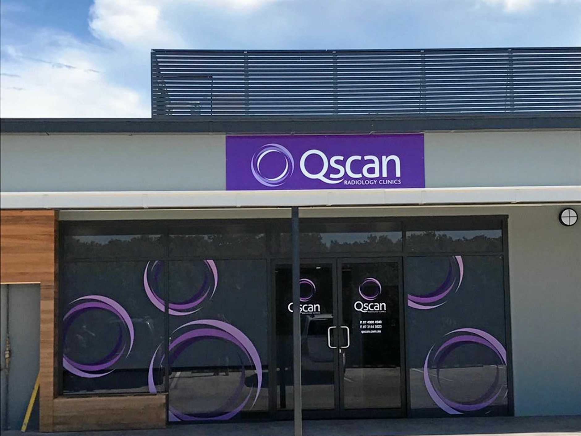 Qscan Radiology Group opening on Sams Road.