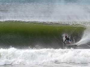 'Hazardous' surf warning issued for Coast