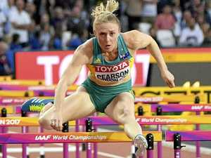 Sally Pearson's trial run for Games glory