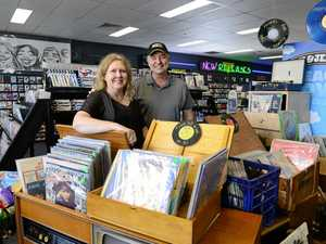Ipswich video store beating the odds by staying open