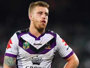 Tough love: Former Storm larrikin's Munster advice