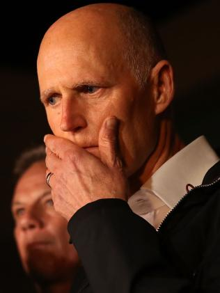 Florida Governor Rick Scott. Picture: Getty