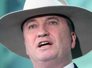 Joyce and Turnbull: Coalition is under threat