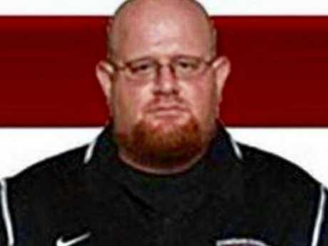 Aaron Feis died in the school shooting in Florida.  Picture:  Supplied