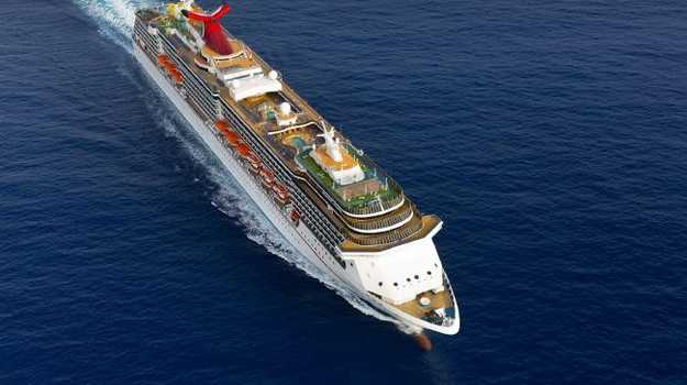 Violence has allegedly erupted on board the Carnival Legend cruise ship that's due to return to Melbourne on Saturday.