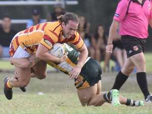 Coffs Coast 9s final - Comets v Axemen