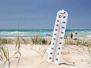 Heatwave continues across Wide Bay Burnett