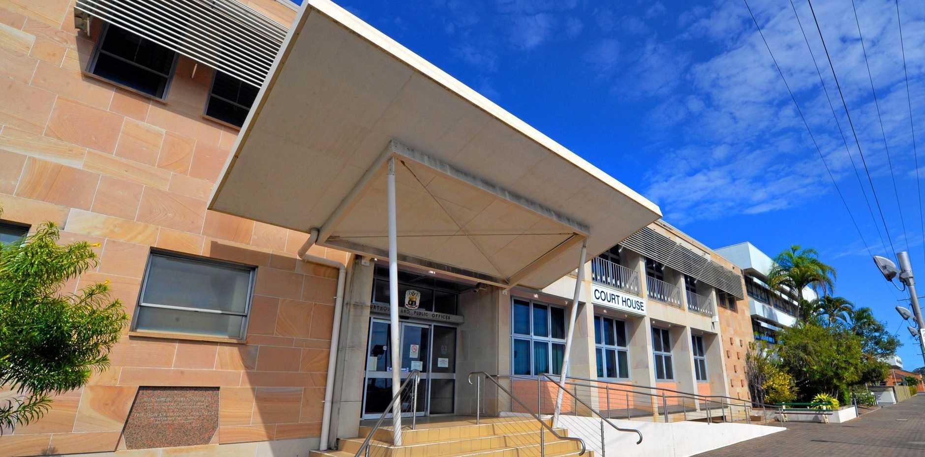 Harley Peter James Bamberry faced Bundaberg court.