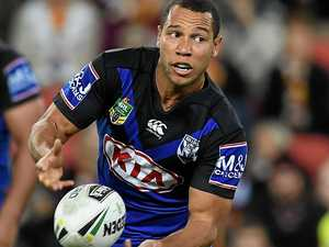 Mbye looks forward to first foray as Bulldogs fullback