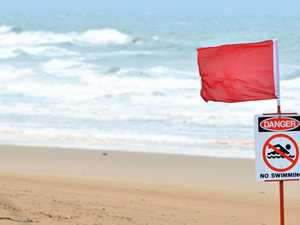 Wave buoy records eight-metre monster as beaches closed
