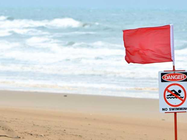 Gold Coast beaches likely to stay closed class=