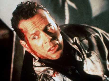 Bruce Willis certainly dies hard.