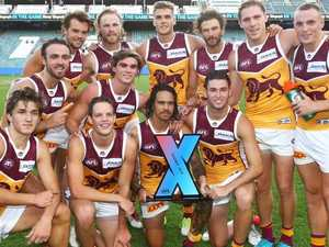 Lions stun 'buggered' Swans to claim AFLX title
