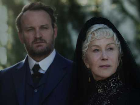 Jason Clarke and Helen Mirren give it their all, but there's no saving Winchester.