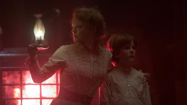 Sarah Snook reteams with her Predestination directors, the Spierig brothers, in Winchester.