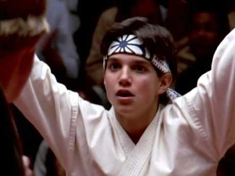 Ralph Macchio was about 30 in the Karate Kid but he made it work.