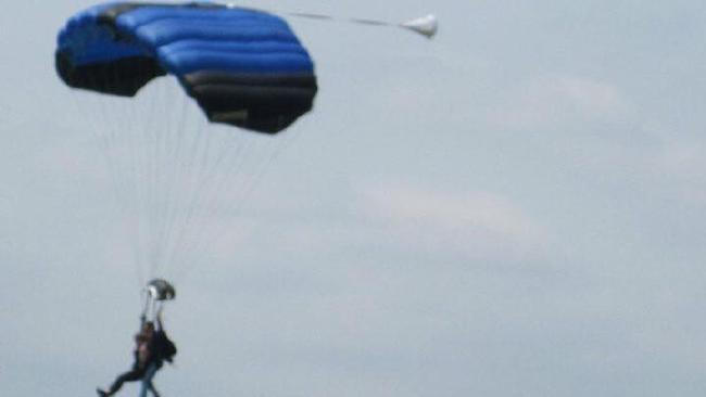 Hilary Judith nearly died in a skydiving accident. But that was only the start of the trauma.