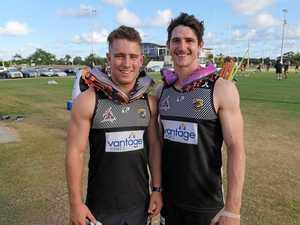 PROSPECTS: Caleb Daunt and Matt Soper-Lawler