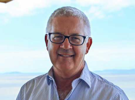 Pat O'Driscoll is selling The Haven off Emu Park Photo Trinette Stevens / Morning Bulletin