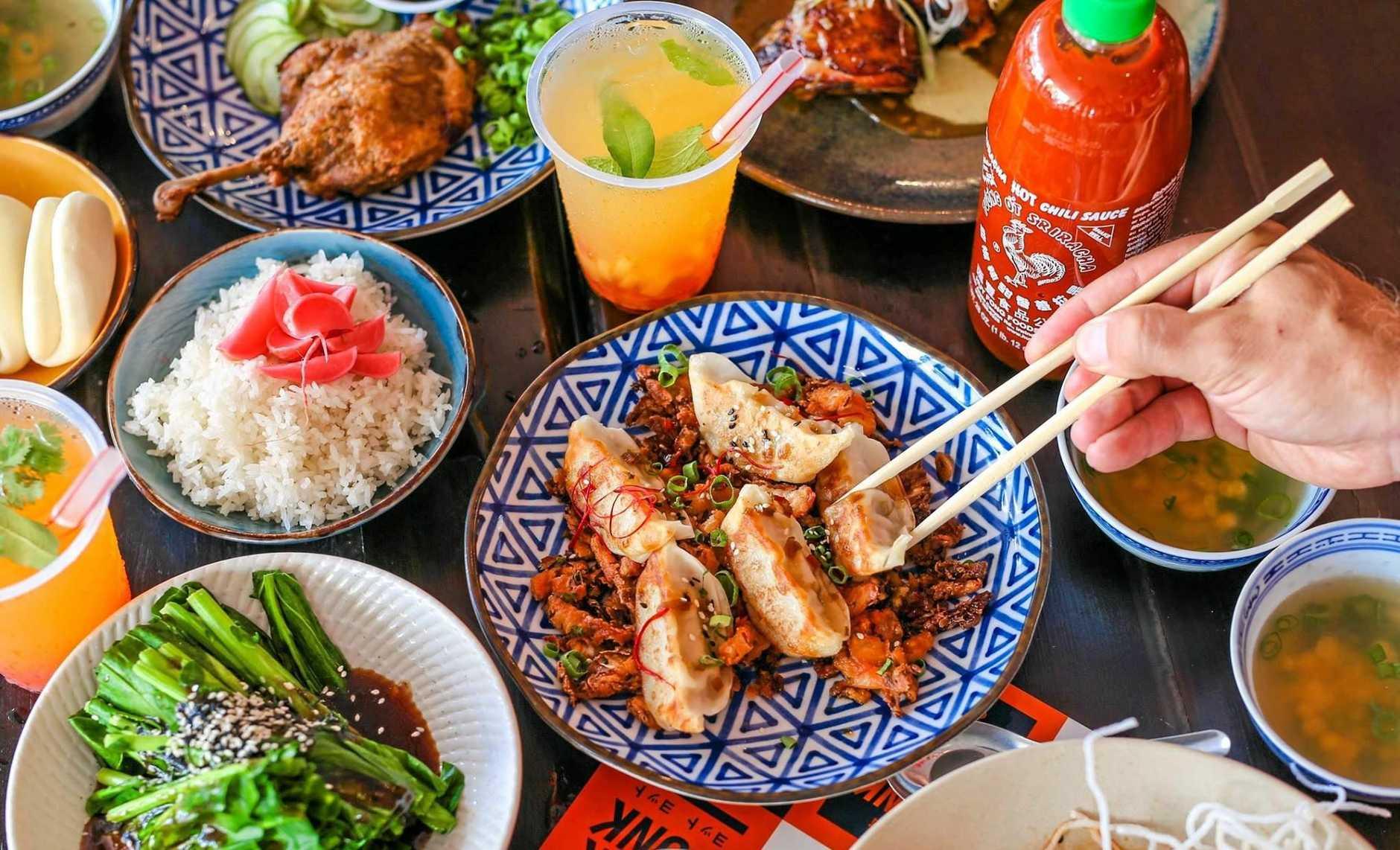 YUM: Indulge in Chinese New Year treats.