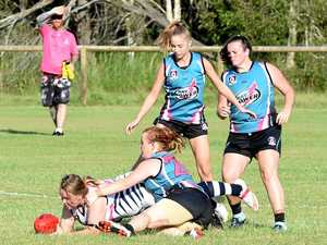 AFL Wide Bay Womens Rd 2: Bay Power v Gympie Cats