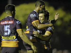 Broncos too strong for Titans
