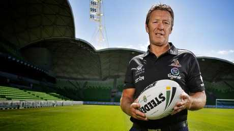 Storm have stepped up moves to keep Craig Bellamy on for at least an extra two years. Picture: Michael Klein