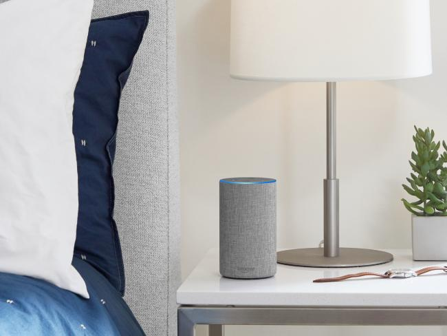 Amazon has three different models of its Echo smart speaker.