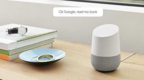 Google has audiobooks for its smart speakers and voice assistant in Australia.
