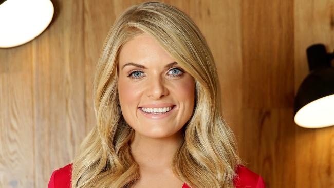 Erin Molan has been announced as the new host of the Footy Show. Picture: Jonathan Ng