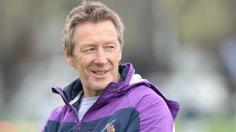 Craig Bellamy wants to usher in the next generation of young Storm stars.