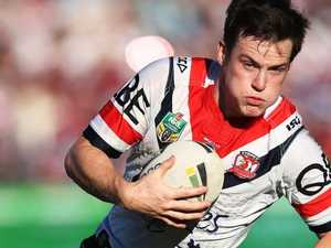 Robbo toying with surprise call on injured Roosters star