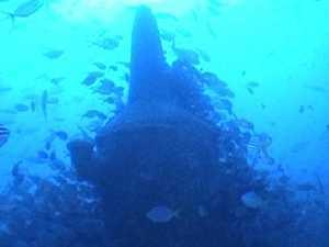 Underwater graveyard proposed for Coast waterway